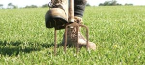 Aerating One Of The Most Overlooked Parts Of Lawn Care